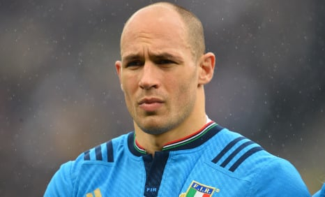 Italy World Cup rugby squad announced
