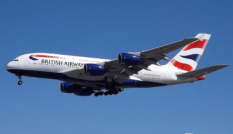 Passenger fury over BA's late Italy airport switch