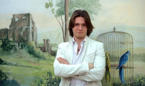 Sollecito turns page with new business and book