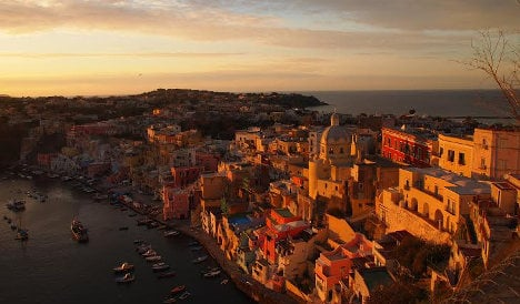 A day out in…Procida