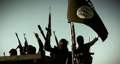 Two held over plotting Isis-style attacks