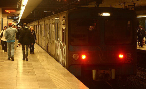 Boy, 5, killed after falling into Rome metro lift shaft