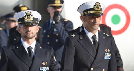 Maritime court to hear Italy-India shooting case