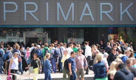 Primark set to open in Italy's fashion capital