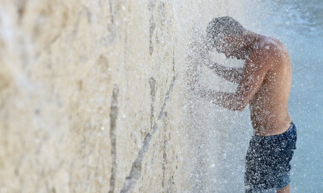 Italy sizzles again as new heatwave hits