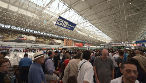 Rome's blaze-hit T3 set to reopen by end of July