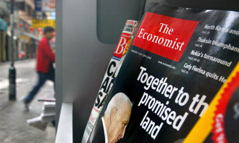 Italy's Exor boosts stake in The Economist Group
