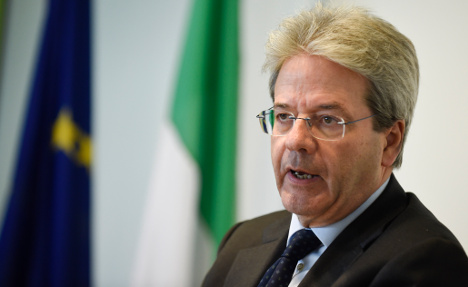 Italy says Libya risks being 'another Somalia'
