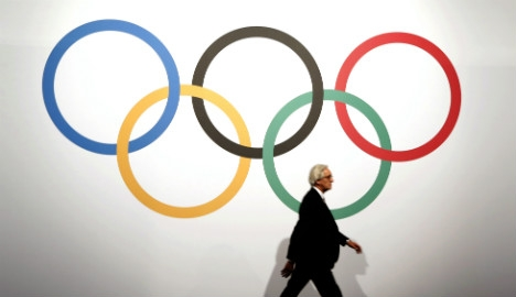 Rome rules out using Vatican for Olympic bid