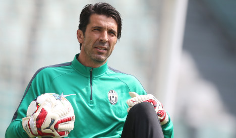 Buffon hits out as Juve slump in Serie A
