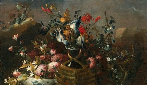 Taiwan boy punches hole in $1.5m Italian painting