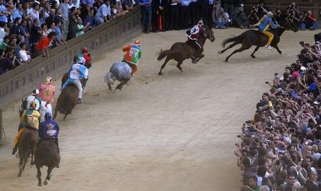 Historic Palio protest gets go ahead in Siena