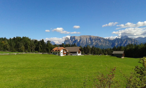 Italy's South Tyrol: where an identity crisis lingers