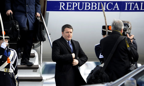 Italy's premier to get lavish new set of wings