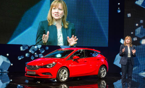 GM rejects idea of tie-up with Fiat Chrysler