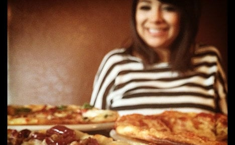 Say cheese! Pizza tops world food porn ranking