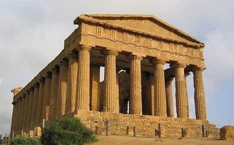 Skeletons unearthed at Sicily's Valley of Temples