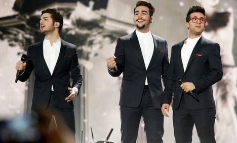 Swiss hotel accuses Il Volo of trashing rooms