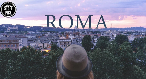 Hit video shows the beauty of Rome life