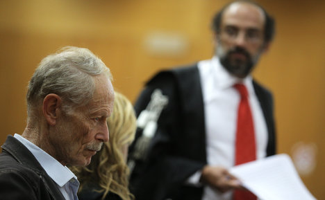 Italy lawyers want writer jailed in sabotage trial