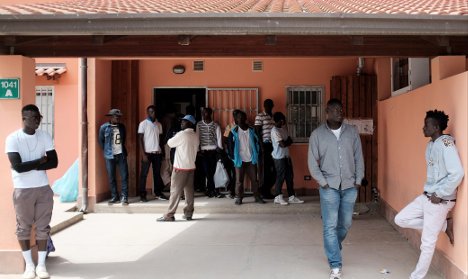 Asylum seekers to leave Italy 'within days'
