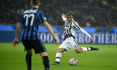 Juve's Marchisio cools Liverpool talk