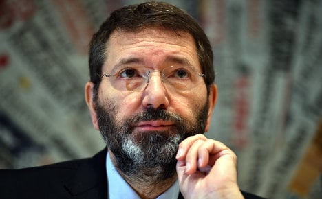 'Dinner receipts were forged': Rome mayor