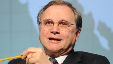 Bank of Italy boss in corruption probe