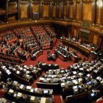 Italy senators suspended for miming oral sex