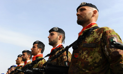 Italy willing 'to keep troops in Afghanistan'