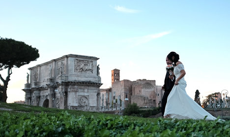 'I don't': fewer Italians are getting hitched