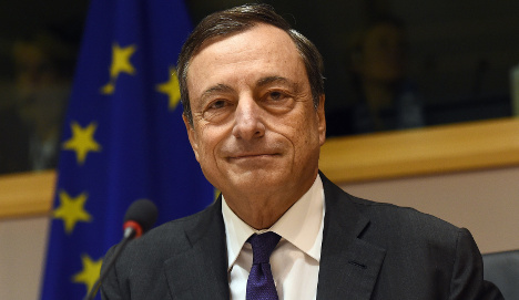 Draghi is the world's 'most powerful' Italian