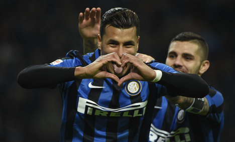 Free-scoring Inter go two points clear