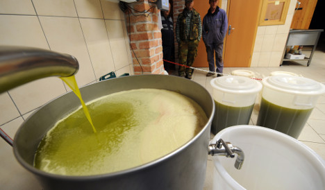 Seven Italian firms probed in olive oil scam