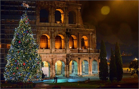 Ten things to do in Italy in December