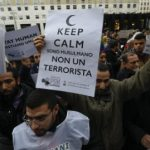 'Not in my name': Muslims rally in Italy