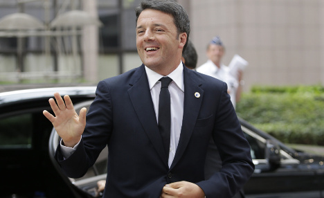 Italy 'moving towards self-sustaining growth'
