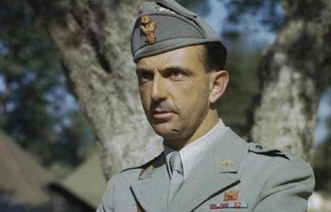 'Ghostbusters' called as Italy's last King spotted