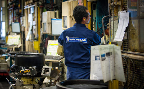 France's Michelin to close Italy factory