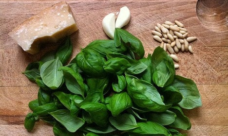 Italy's prized pesto at risk as basil prices plunge