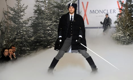Italy's Moncler wins China counterfeit case