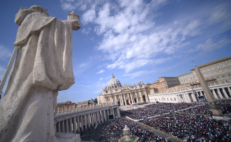 Vatican may take action against 'Vatileaks' books