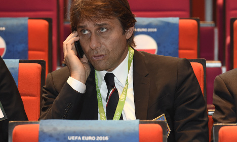 Conte wary as Italy draw tough group at Euro 2016