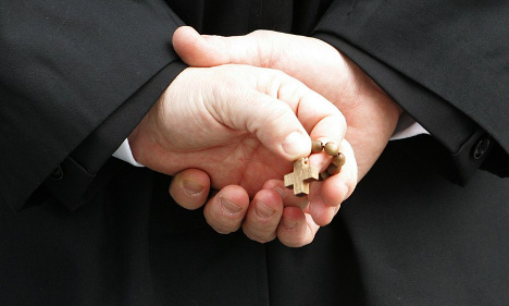 Priest used charity cash for mum's cosmetic ops