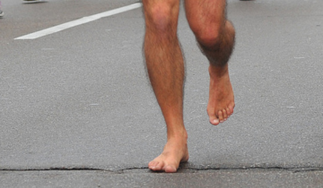 Italian police on lookout for naked 3am jogger
