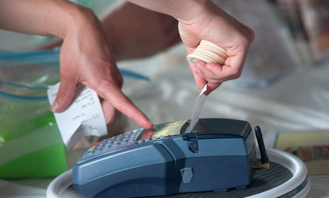 Card payment rule could hit Italy's small firms