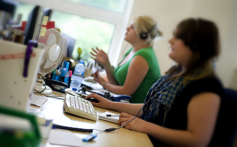 Woman sues Turin call centre over lost voice