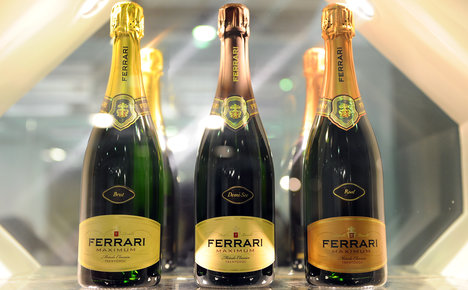 Bubbling up: Italy's other Ferrari