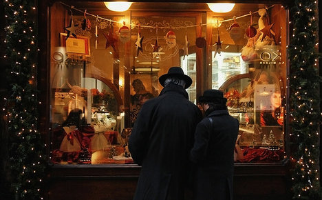 Tis' the season for a spending spree in Italy