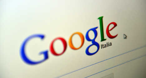 What did Italians google the most in 2015?